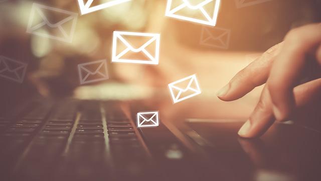 verschillende typen e-mail