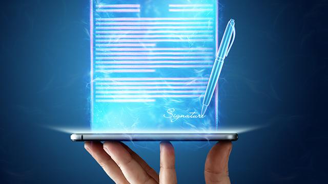 Digitale Handtekening Adobe
